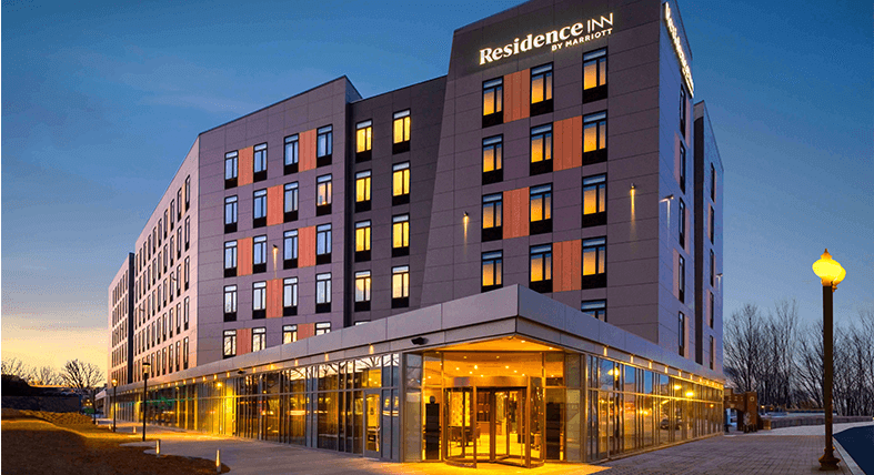 Residence Inn Boston Downtown South End